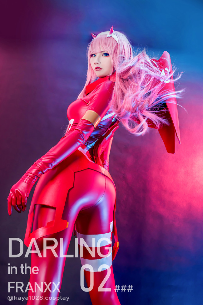 DARLING in the FRANXX,002cos,KaYa-萱