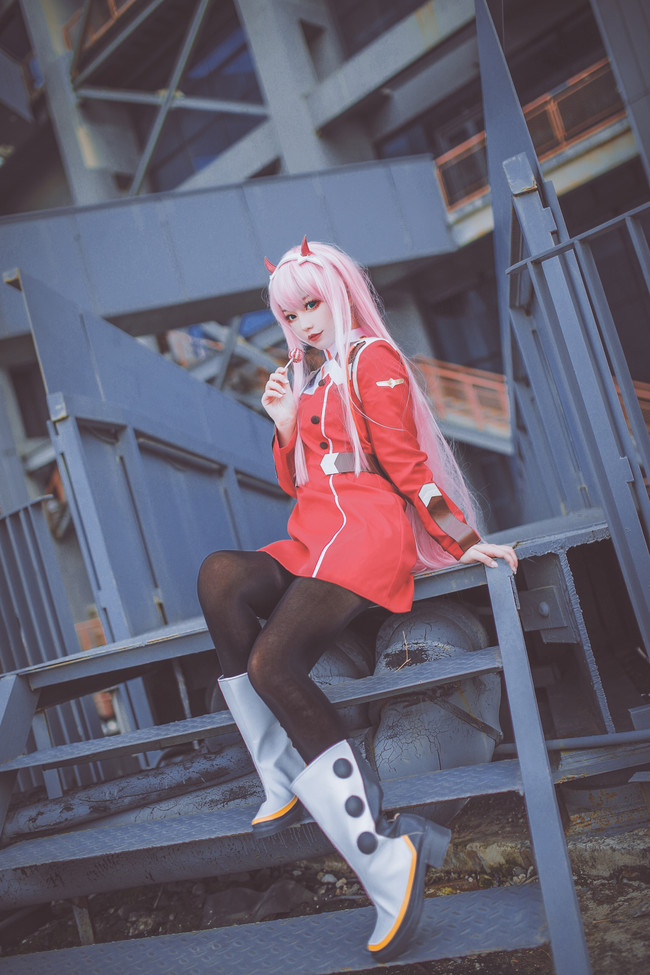 DARLING in the FRANXXcos,002cos,cosplay图片