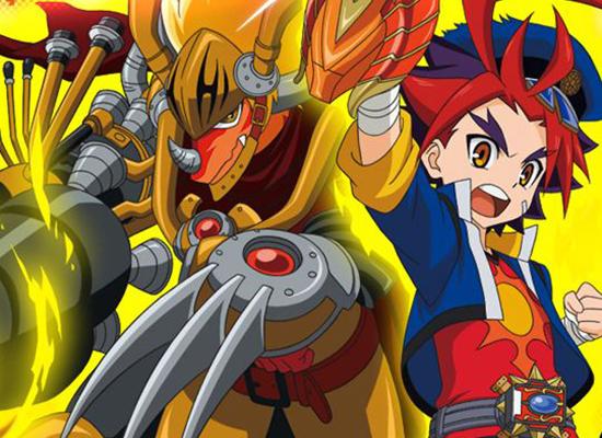 TV动画《未来卡搭档对战》新系列最新PV公开,预定6月2日开