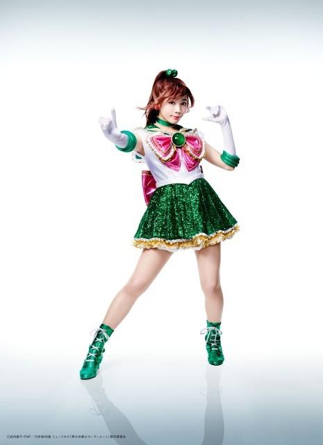 乃木坂46,美少女战士