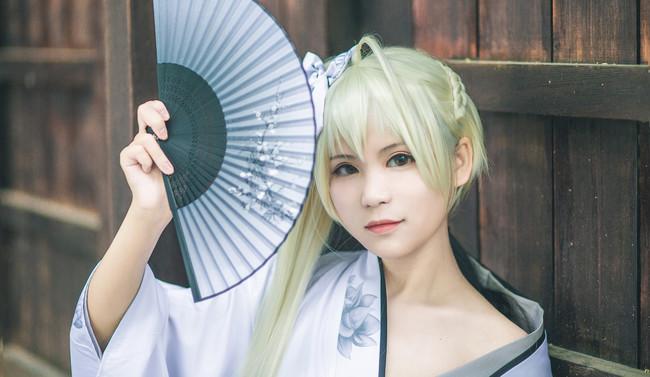 缘之空,穹妹,cosplay