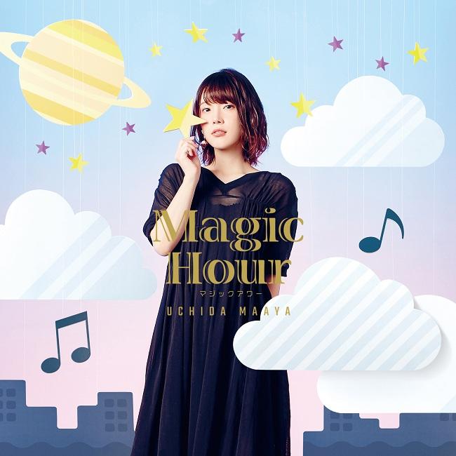 内田真礼2nd专辑「Magic Hour」下载 Magic Hour 1