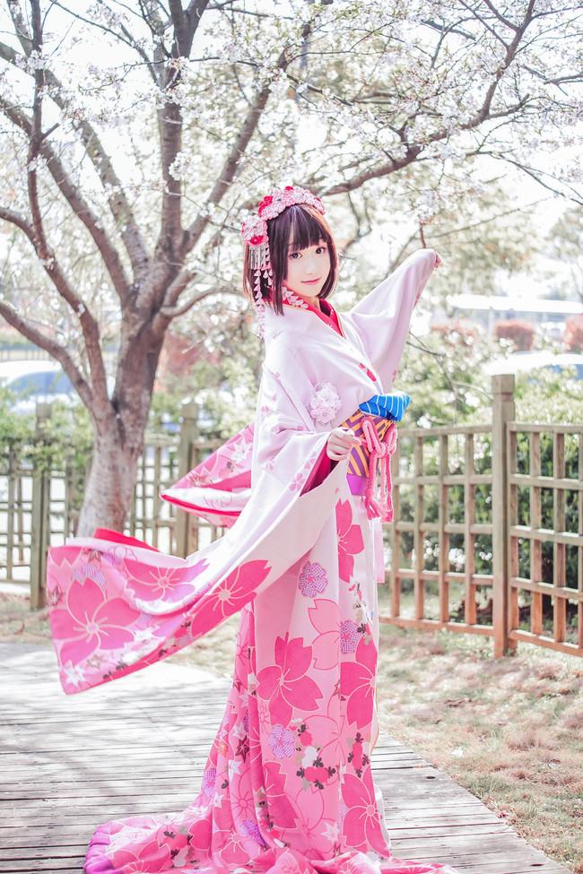 路人女主的养成方法,cosplay,圣人惠