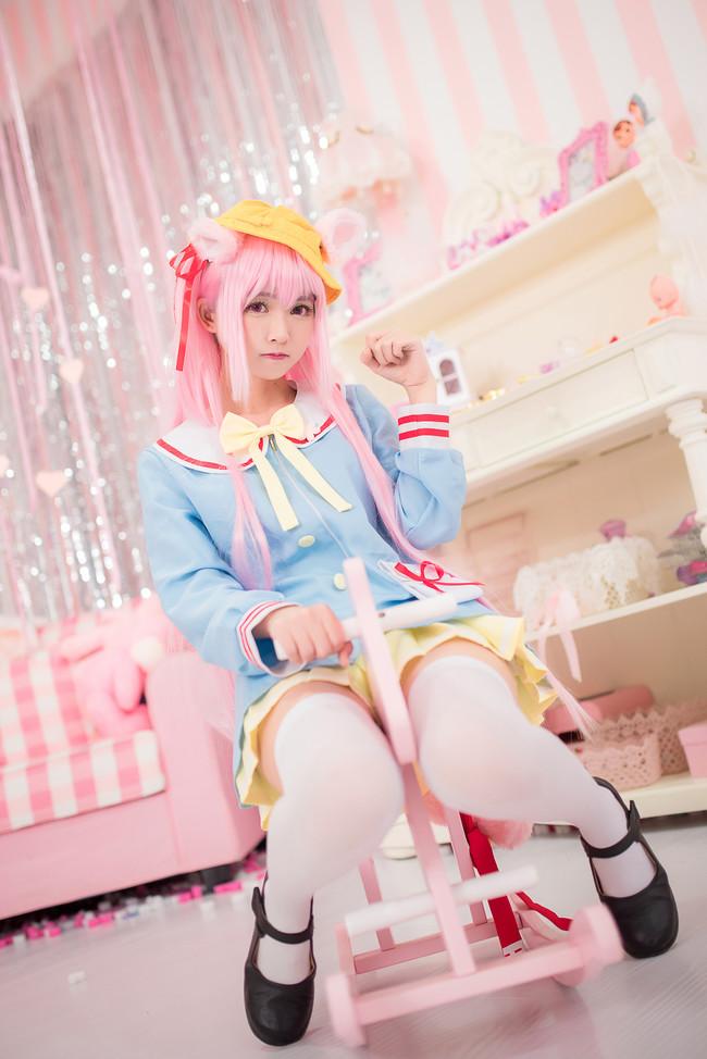 碧蓝航线,cosplay