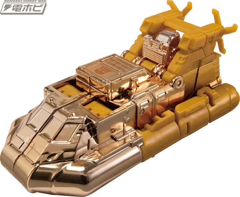 黄金变形金刚,黄金擎天柱