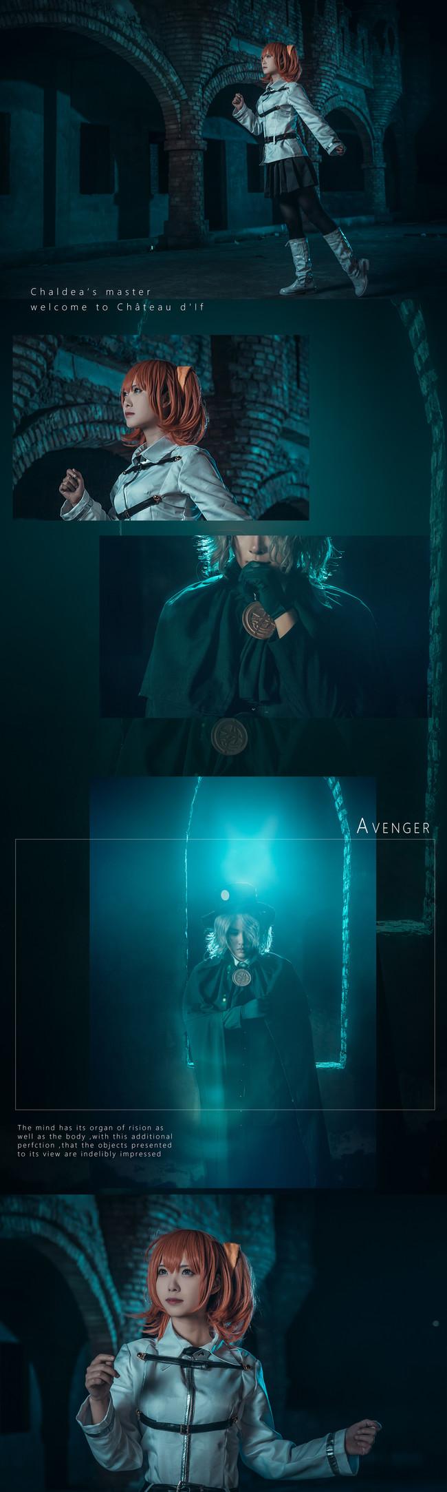 Fate/GrandOrder,伯爵咕哒,舳舻千米