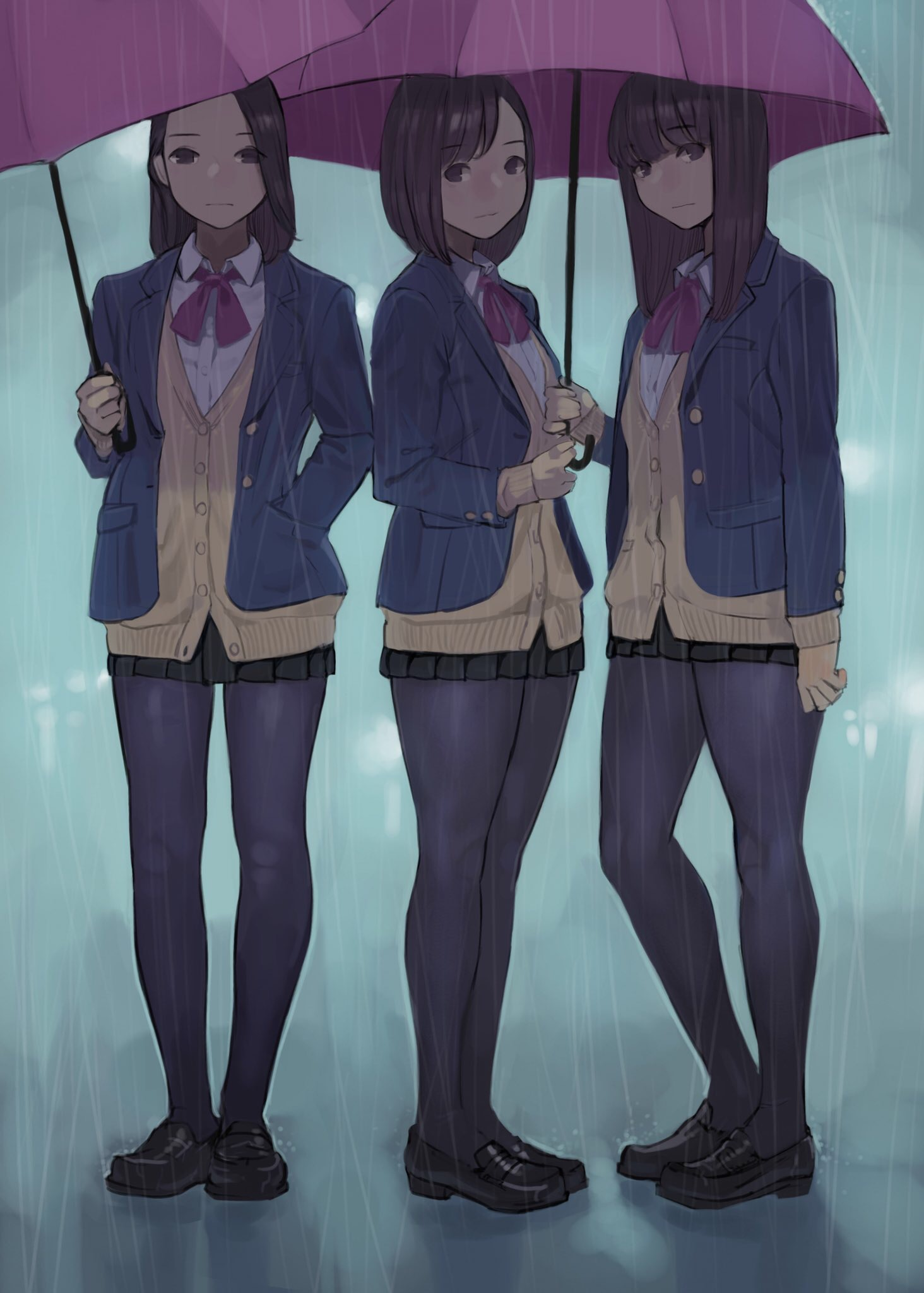 id=67353119,动漫唯美壁纸,动漫女生图片,动漫下雨图片