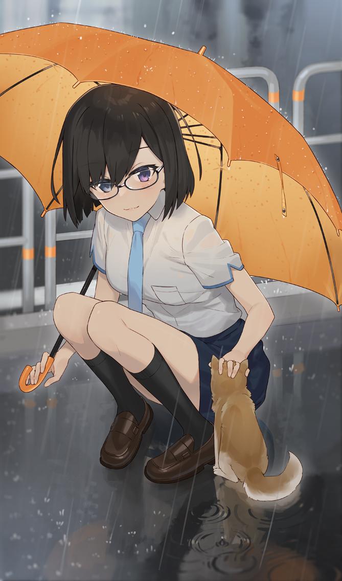 id=68972719,动漫唯美壁纸,动漫女生图片,动漫下雨图片