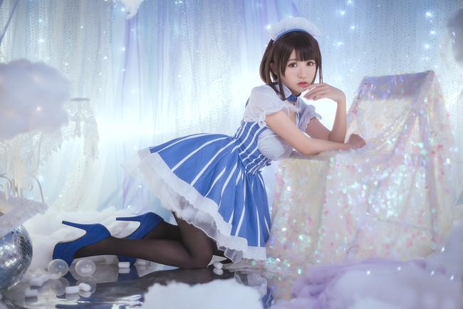 路人女主的养成方法,加藤惠,绝对领域,cosplay