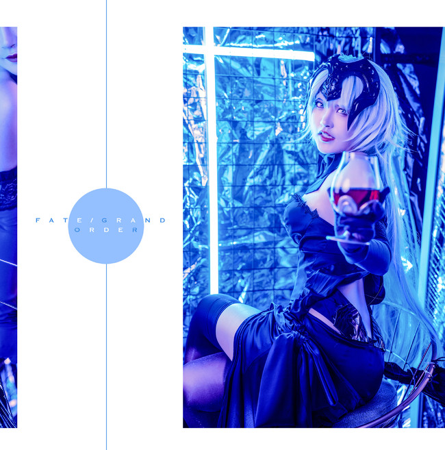 Fate/Grand Order,贞德,cosplay