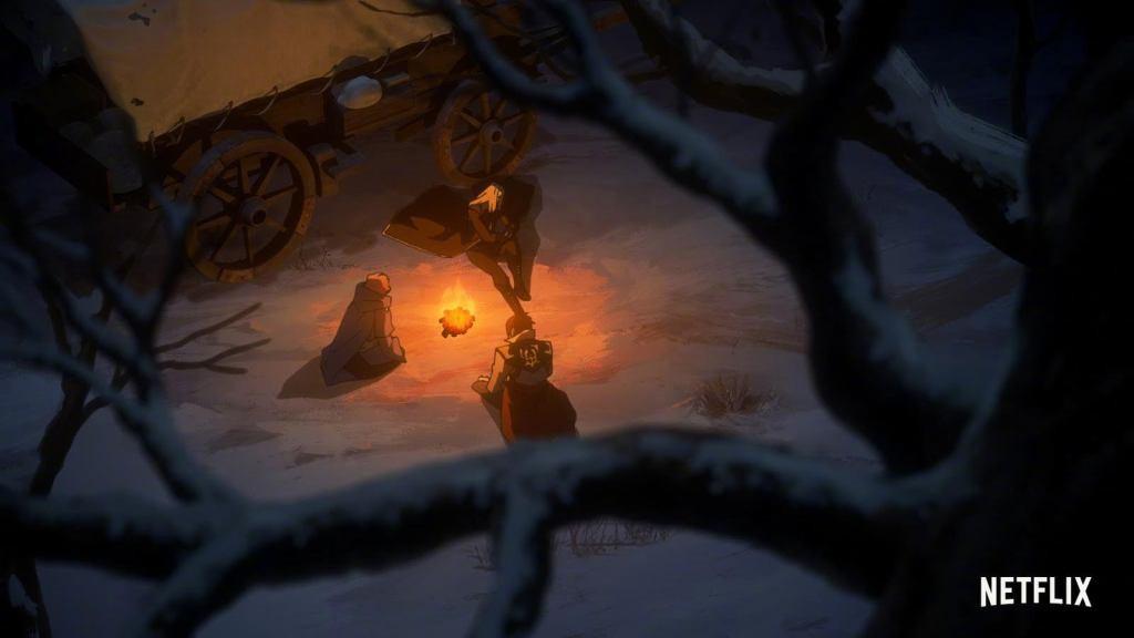 恶魔城第二季,恶魔城