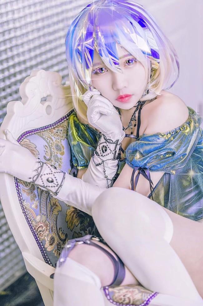 宝石之国,御姐,钻石小姐姐,cosplay