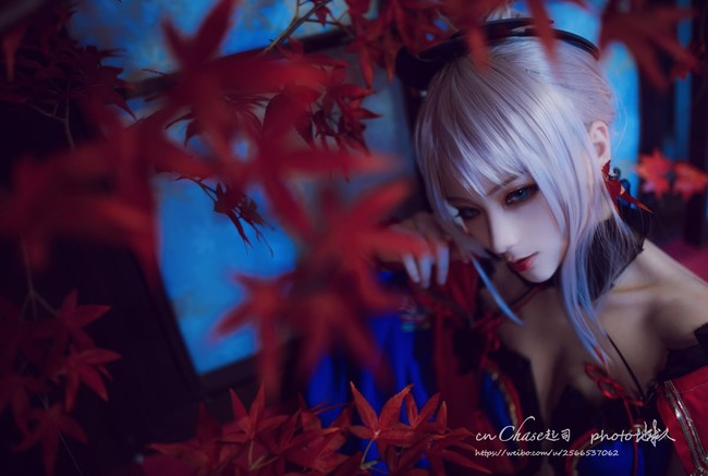 Fate/Grand Order,宫本武藏,cosplay