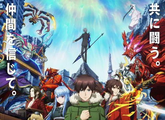 剧场版《怪物弹珠 THE MOVIE 空之彼方》PV公开 将于10月5日上