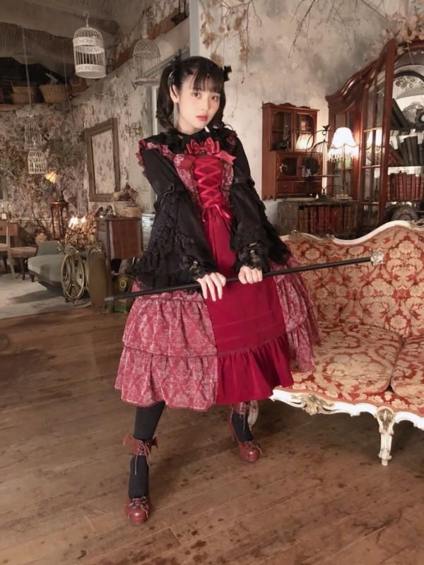 上坂堇,政委,Lolita