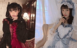 知名lolita服装工作室邀上坂堇代言 LO装政委超可爱