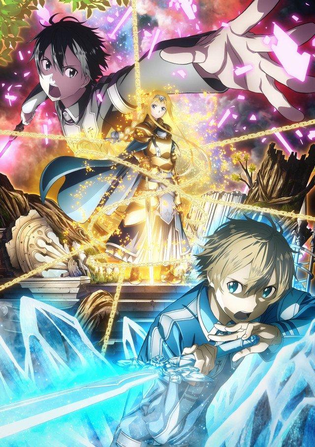 桐人,刀剑神域第三季