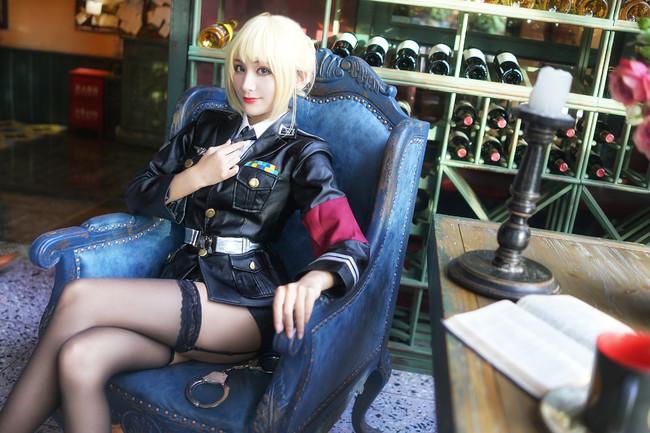 Fate/Grand Order,saber,coser优雅