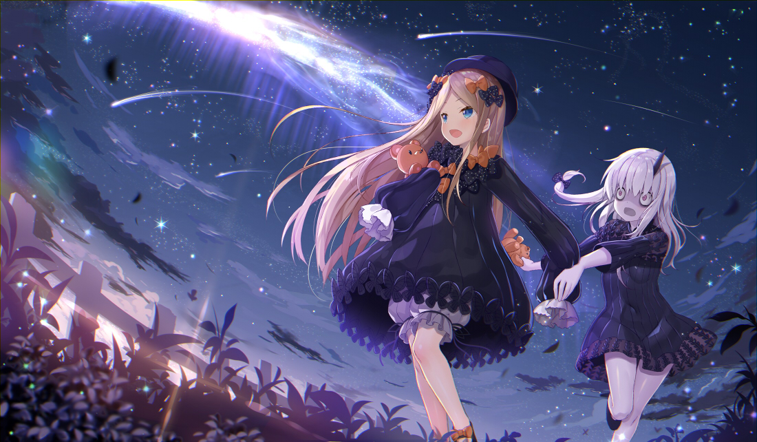 Fate/Grand Order,阿比盖尔·威廉姆斯,fgo