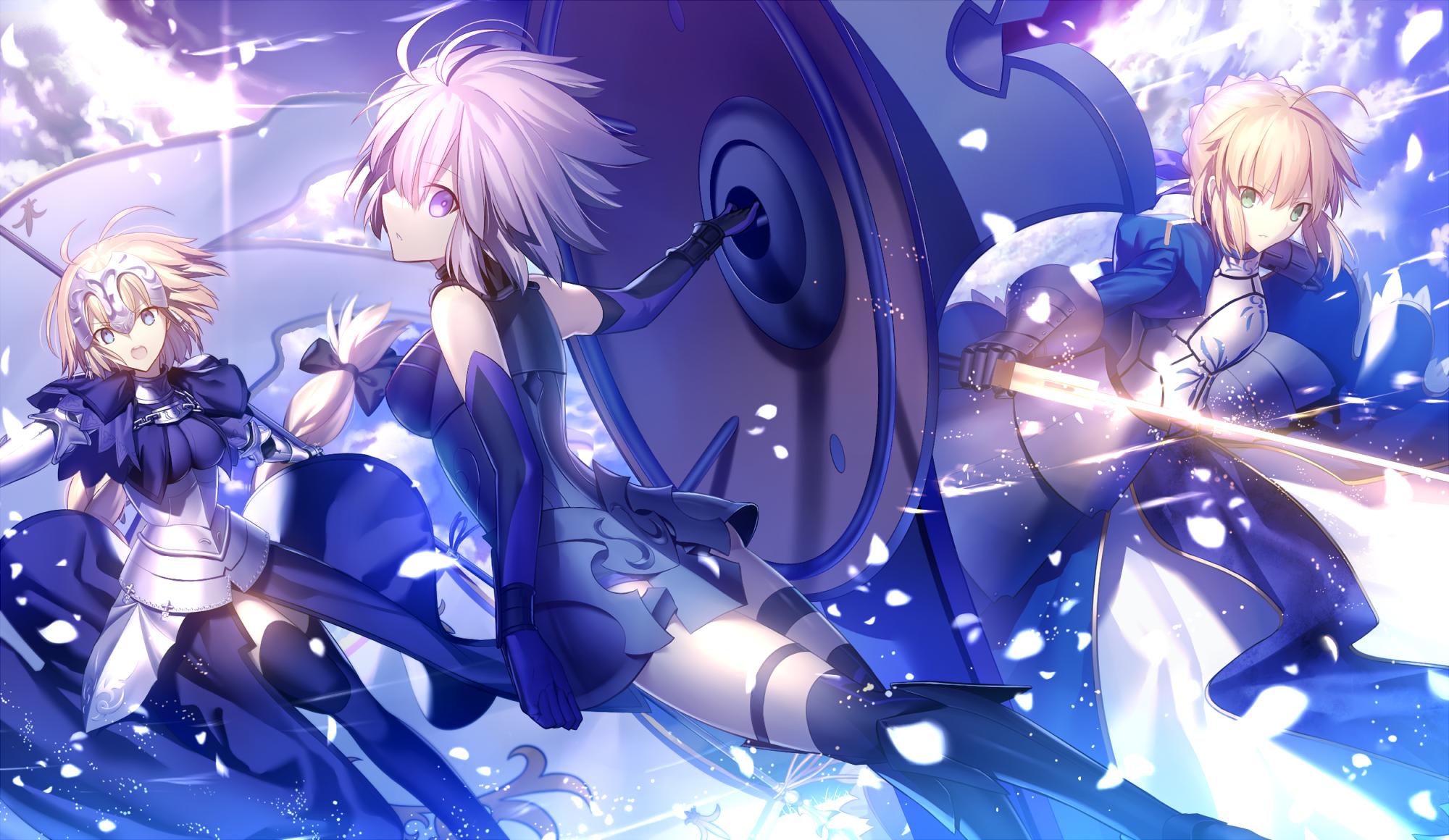 玛修·基列莱特,盾娘,Fate/Grand O,fgo