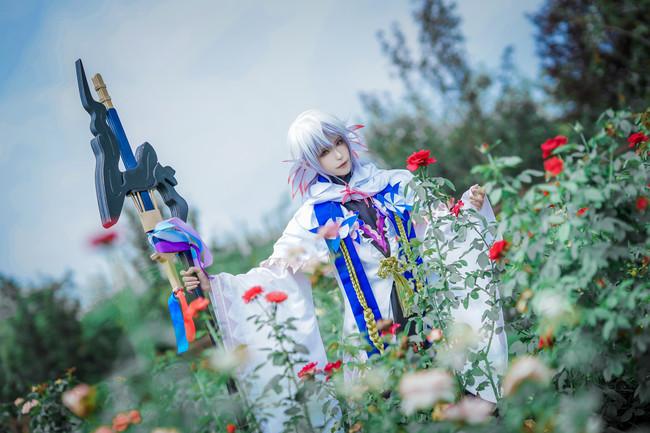 Fate/Grand Order,梅林,烨Ikoya
