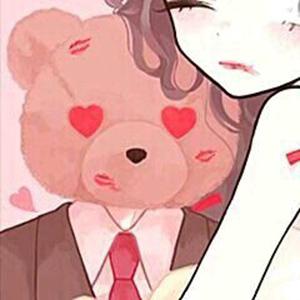 动漫头像,情侣头像,二次元头像,可爱头像