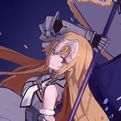 Fate/Grand Orde,动漫头像,情侣头像,姬友头像,