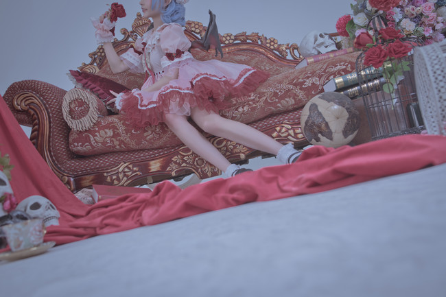 东方Project,蕾米莉亞·斯卡雷特cos,犹大Yuta