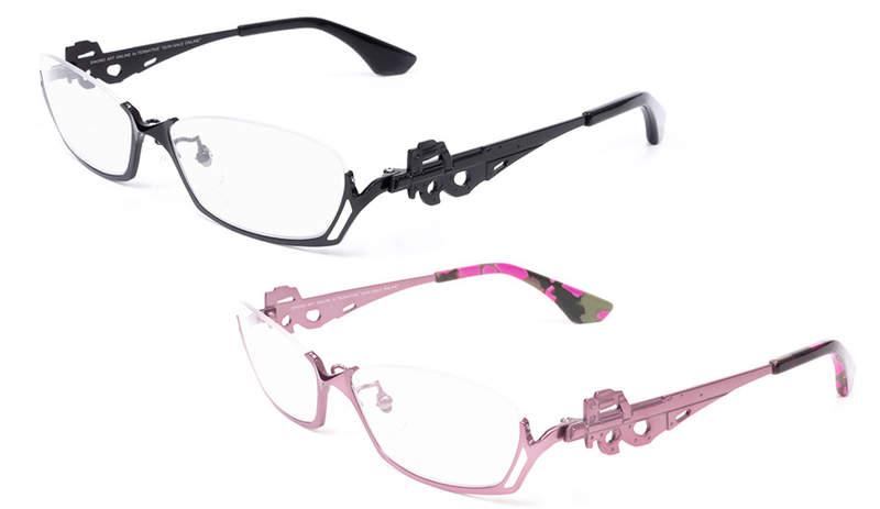 执事眼镜推出《刀剑神域外传× Eyemirror 联名眼镜》看来这年头眼镜合作也是基本款了 - 图片4