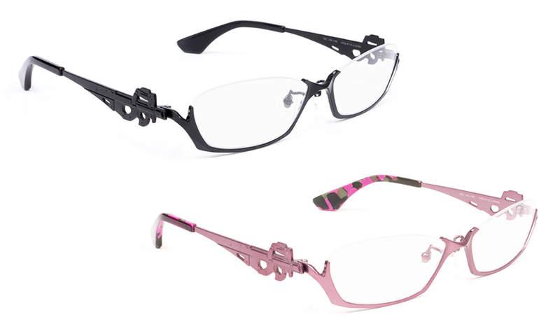 执事眼镜推出《刀剑神域外传× Eyemirror 联名眼镜》看来这年头眼镜合作也是基本款了 - 图片6