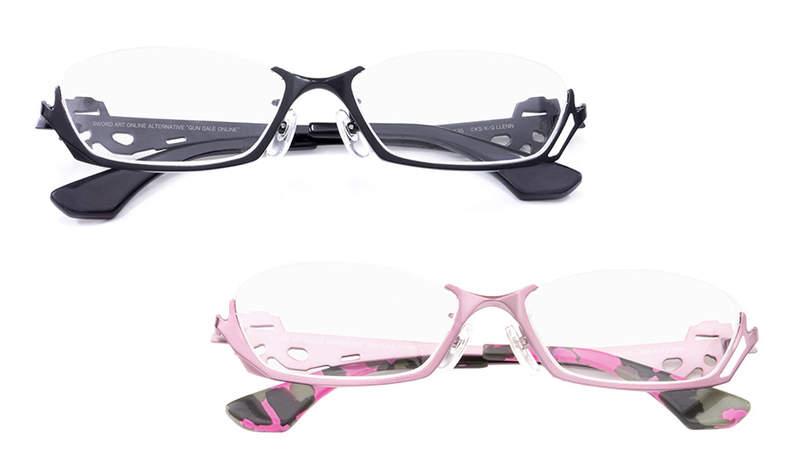 执事眼镜推出《刀剑神域外传× Eyemirror 联名眼镜》看来这年头眼镜合作也是基本款了 - 图片8