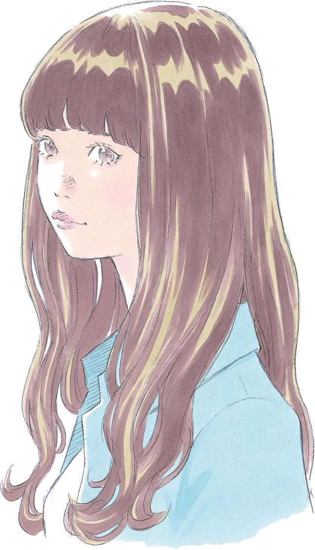 那时候那个女孩,恋爱动画