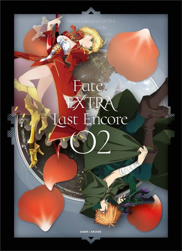Fate EXTRA Last Encore OST专辑下载 Fate EXTRA Last Encore