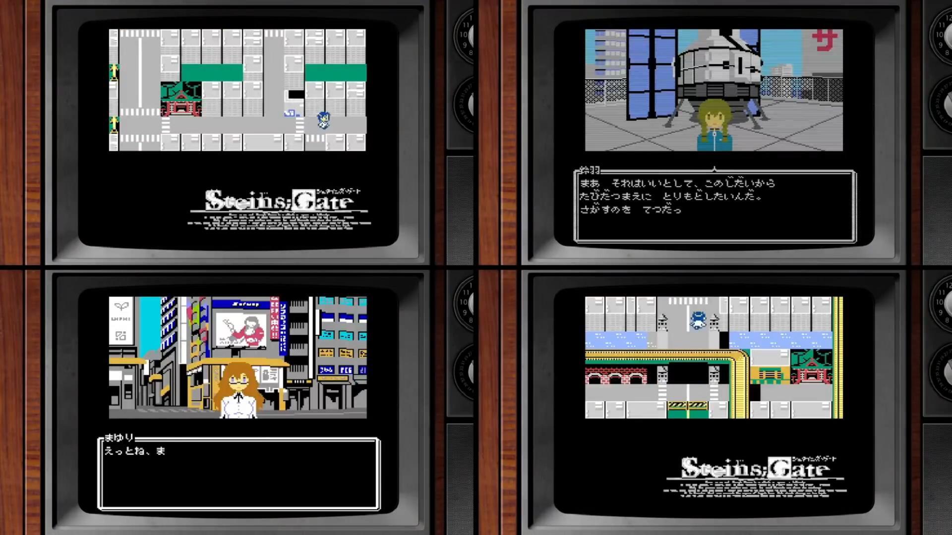 冒险游戏《命运石之门 ELITE》19年登陆steam-迷你酷-MINICOLL
