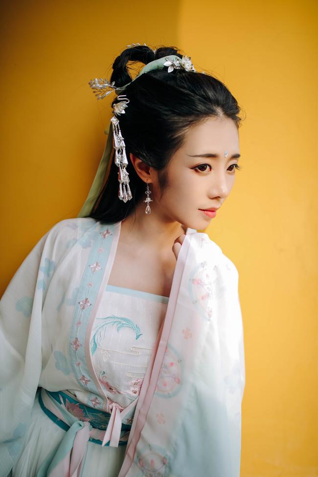 汉服,长歌,古风,cosplay