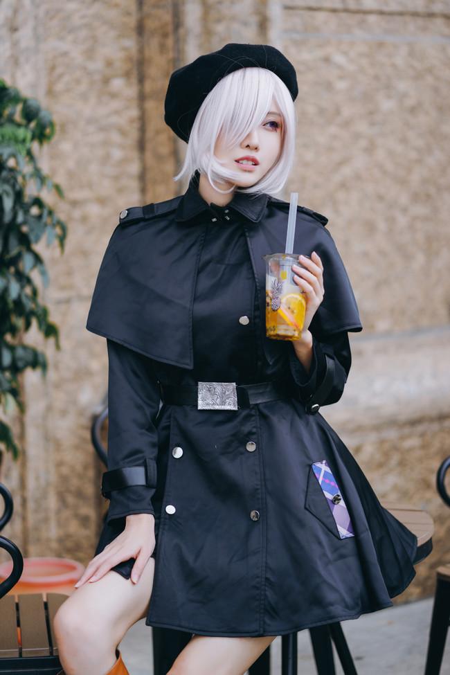 Fate/Grand Order,逆逆Ginni,玛修三周年cos