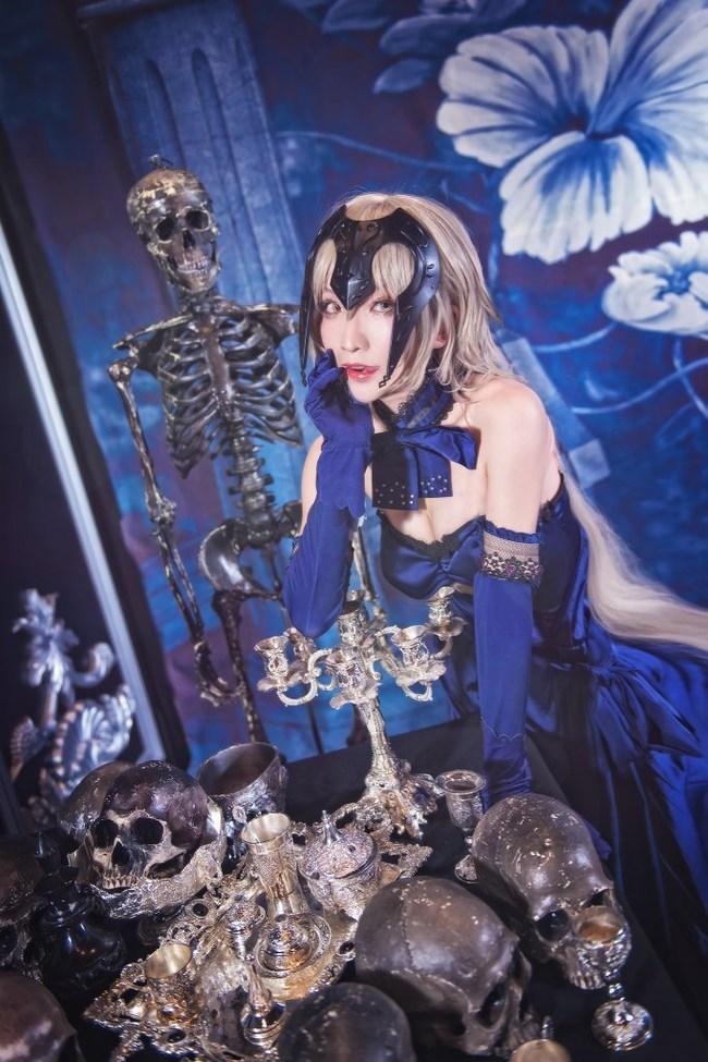 Fate/Grand Order,黑贞德,梓官-Azusa
