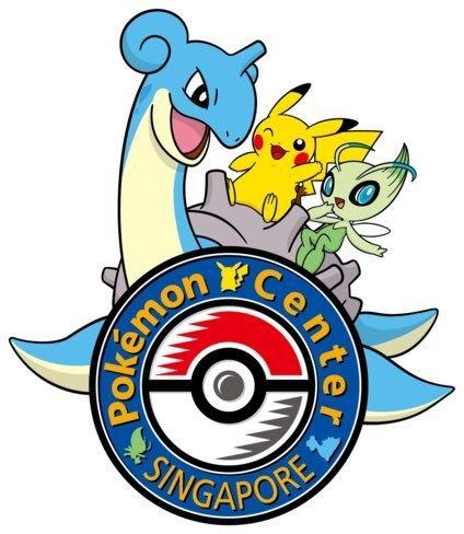 精灵宝可梦,宠物小精灵,宝可梦中心,新加坡宝可梦