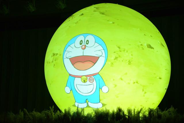 哆啦A梦,大雄,月面探查记