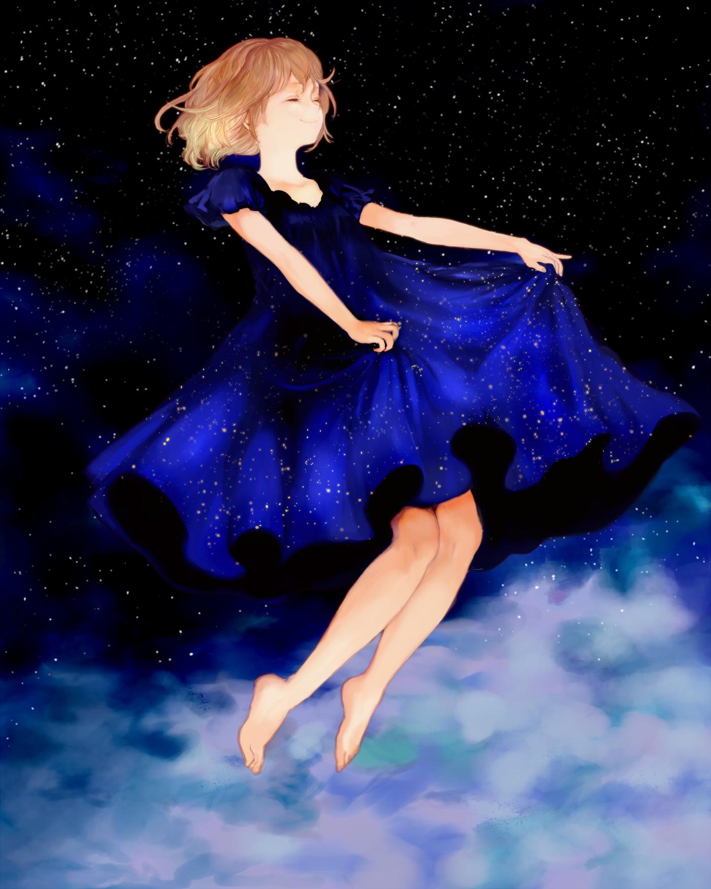 id=34489731,动漫唯美壁纸,星空唯美壁纸,动漫女生图片