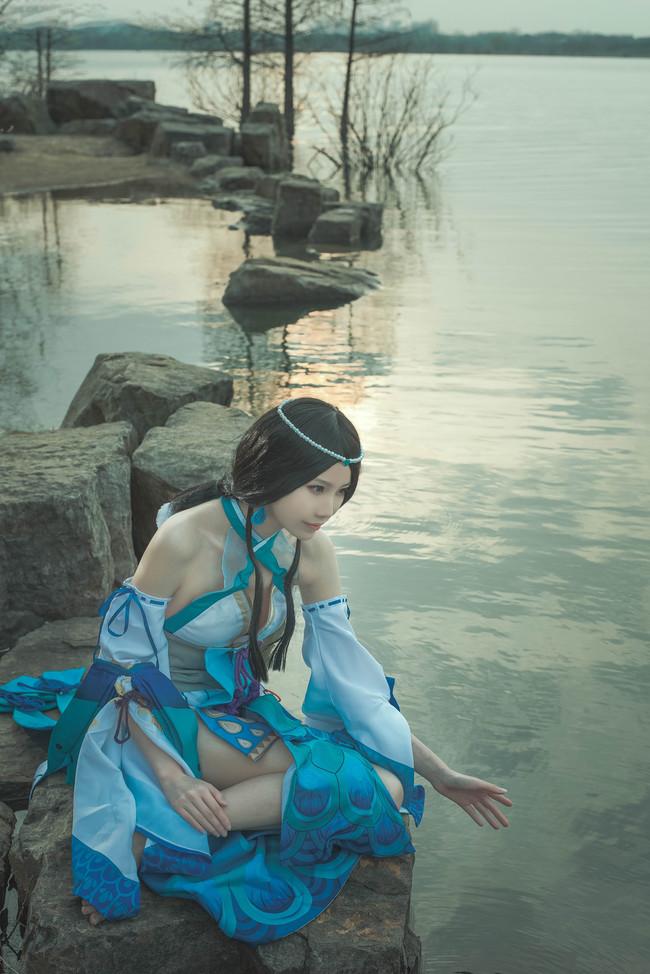 阴阳师手游,八百比丘尼,樱井咲
