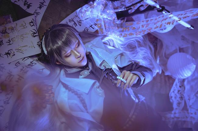 刀剑乱舞,数珠丸恒次,唯安Vann