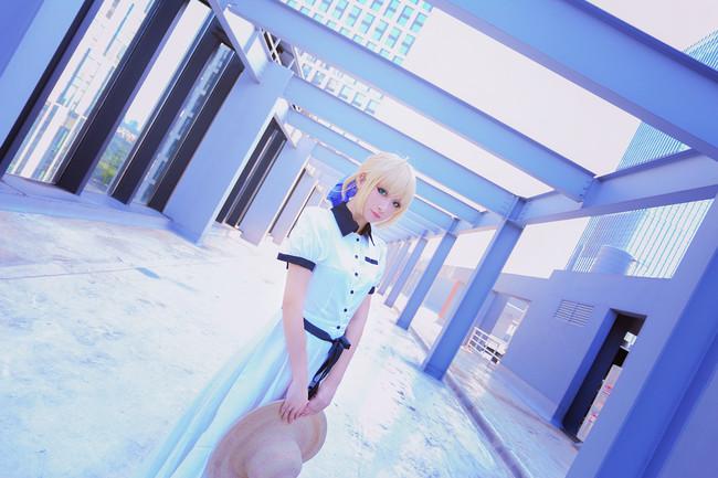 Fate/Grand Order,阿尔托利亚·潘德拉贡,时雨-Jiu