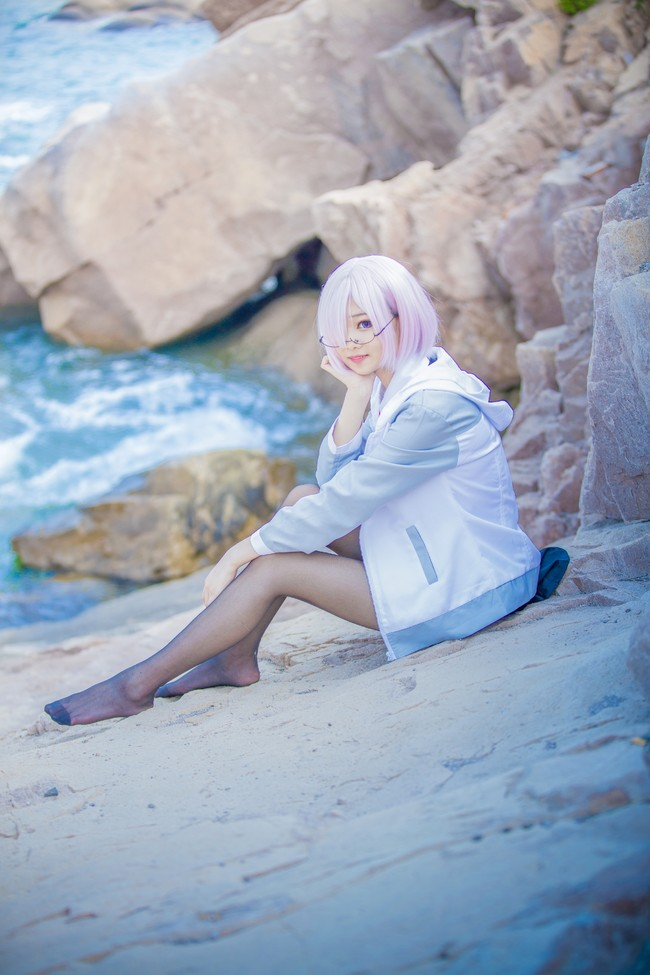 Fate/Grand,马修,泳装福利,cosplay