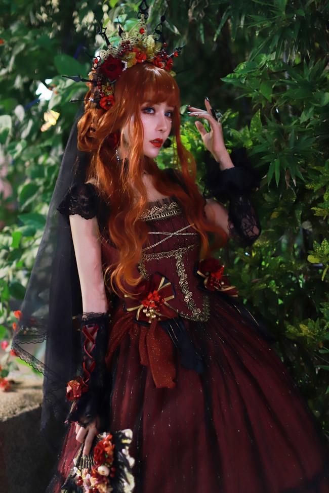 Lolita,装扮,哥特,手工,cosplay