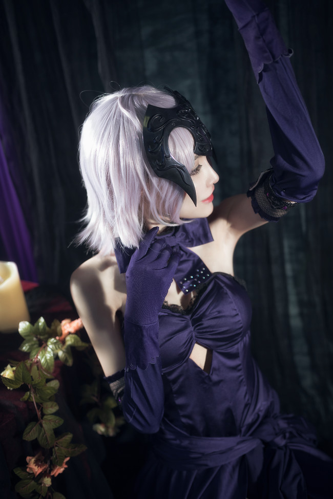 Fate/Grand Order,黑贞德,cosplay