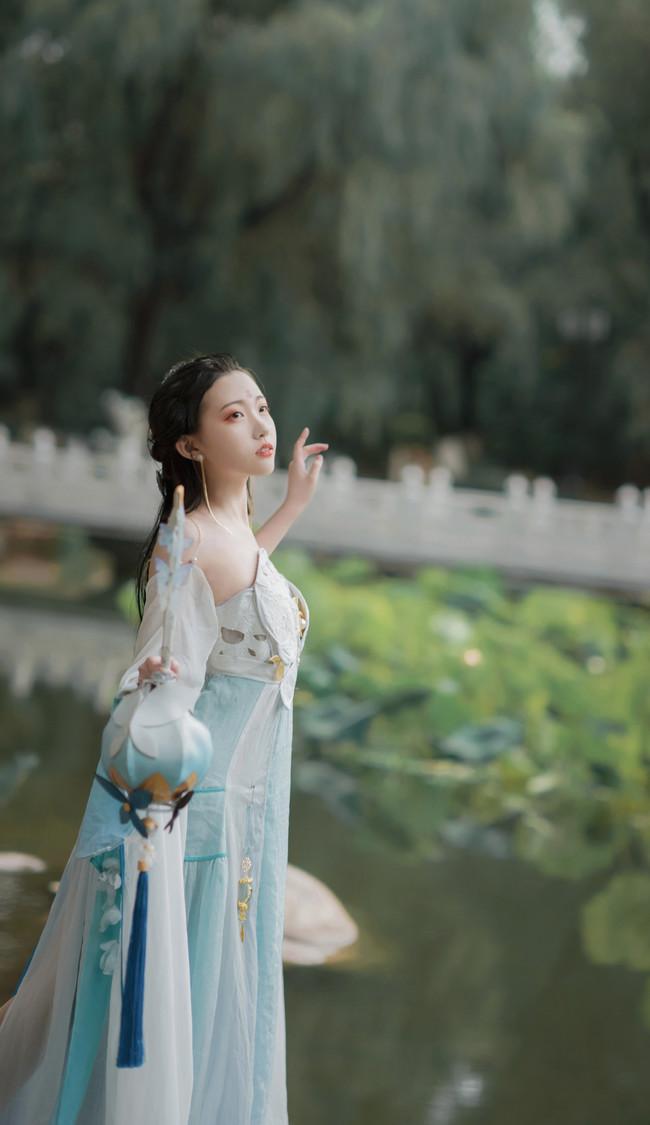 楚留香手游,御姐,古风,云梦,cosplay