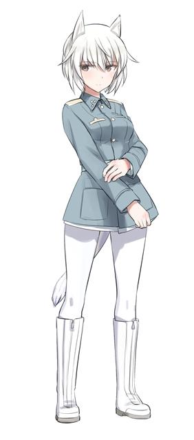 强袭少女新作《连盟空军航空音乐队光辉魔女》2021年放送,人设公开-迷你酷-MINICOLL