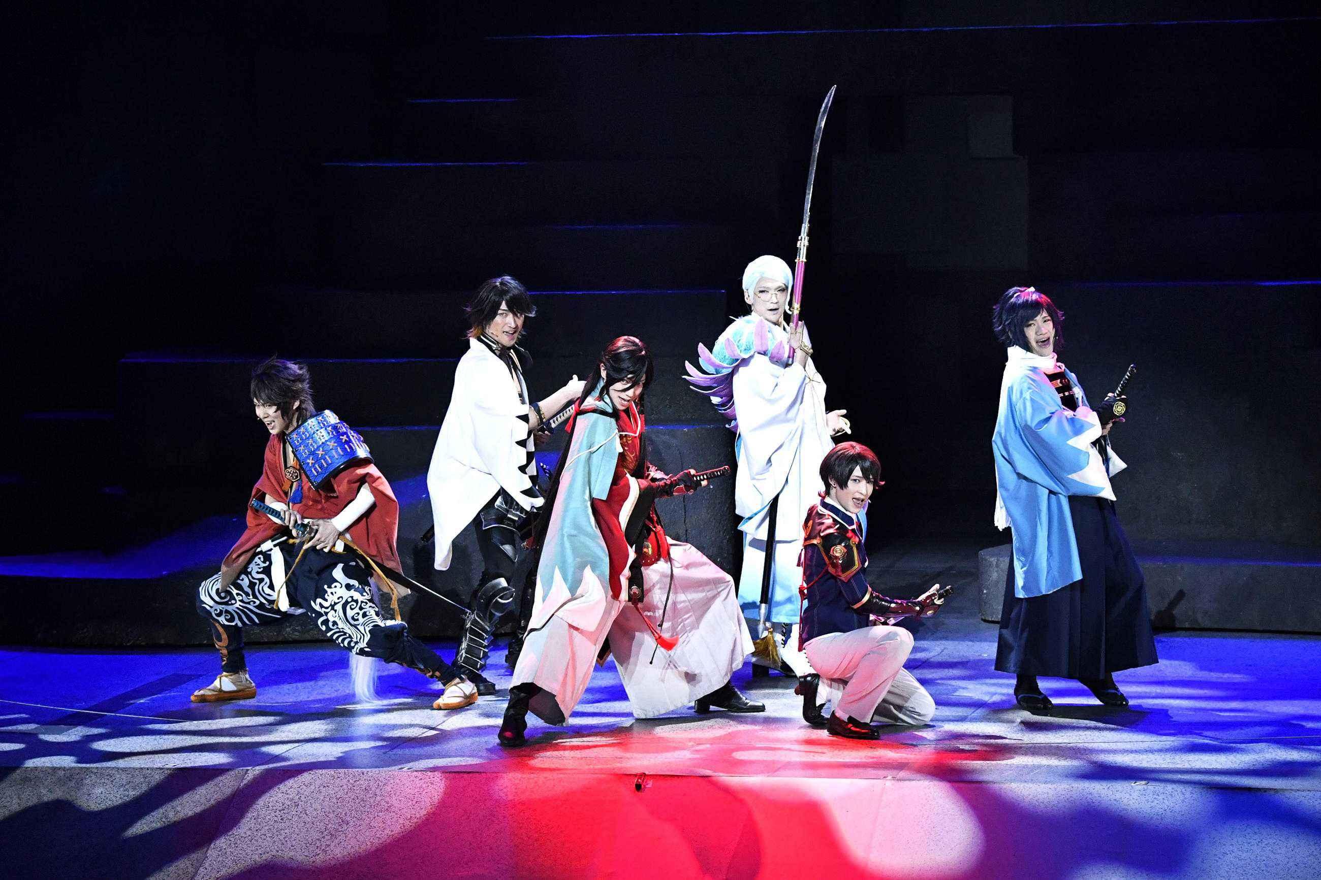 红白歌会,刀剑乱舞,刀剑乱舞音乐剧,LoveLive! Sunshine,水团