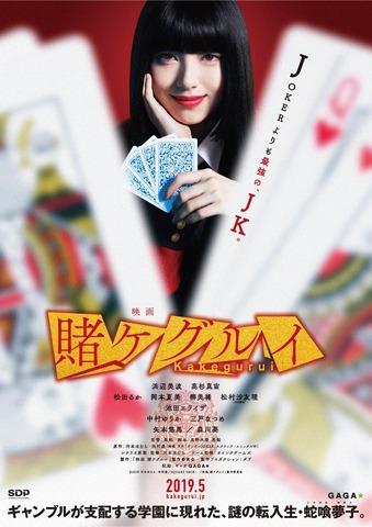 JK,狂赌之渊真人版,狂赌之渊电影,海报,剧照